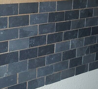 $59.35 • Buy Dollhouse Roofing Shingles, Real Slate, 1:12 Scale