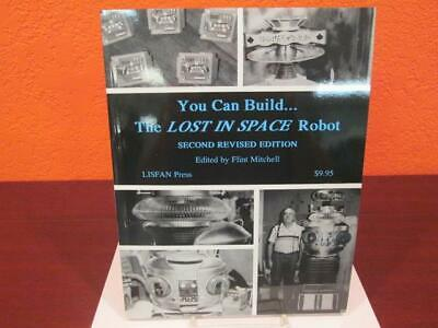 $ CDN557.32 • Buy 1996 Original You Can Build The Lost In Space Robot B9 Book Lisfan Press