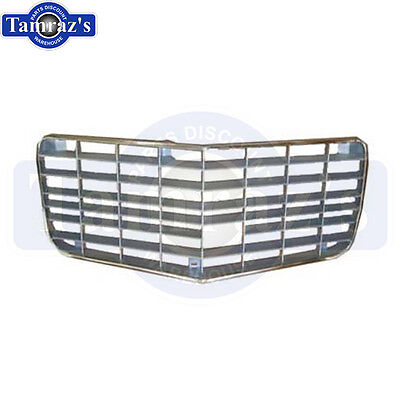 $143.30 • Buy 1973 73 Camaro Front Grille Grill Standard Silver Argent New GMK4021050731 New