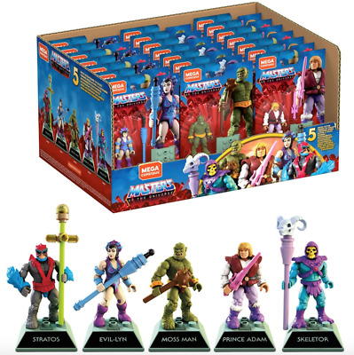 $19.99 • Buy Mega Construx Masters Of The Universe Micro Figures Series 1