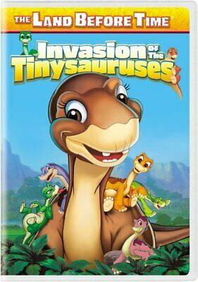 £2.95 • Buy THE LAND BEFORE TIME 11 Invasion Of The Tinysauruses (2011) DVD NEW/SEALED