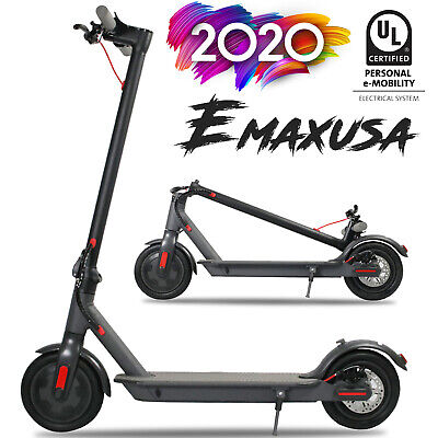 $299 • Buy Electric Scooter Adults,Portable Folding E-Scooter 8.5 Tire 350W Motor Speed 15