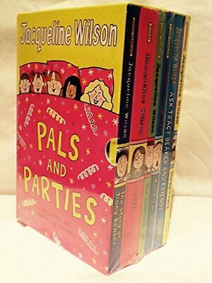 £3.99 • Buy Pals And Parties By Jacqueline Wilson Book The Cheap Fast Free Post