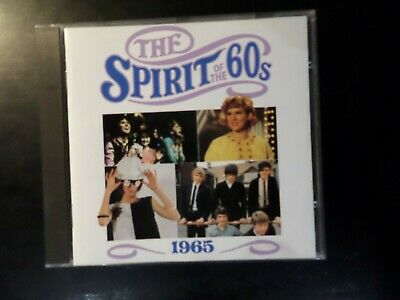 Cd Album - Timelife - The Spirit Of The 60's - 1965 • 1£