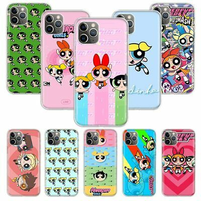 AU5.91 • Buy PowerPuff Girls Z TPU Soft Case For IPhone 11 12 Pro XS Max XR X 6 7 8 Plus SE20