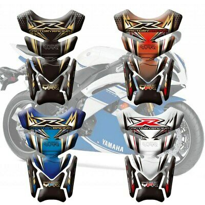 AU23 • Buy For Yamaha YZF R1  R6 Fuel Tank Pad Stereo Rubber Tank Sticker