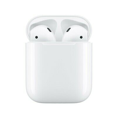 $ CDN189.95 • Buy New Apple AirPods 2nd Generation With Charging Case - White