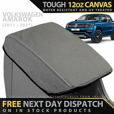 AU39 • Buy Volkswagen Amarok Canvas Armrest Console Lid Cover (In Stock)