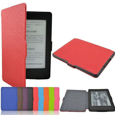 Case For Amazon Kindle Paperwhite 1 2 3 4 2018 Slim PU Leather Full Smart Cover • 4.29£