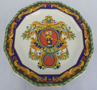 £125 • Buy Versace  / Rosenthal  ~  Le Roi Soleil Decorative Plate - Rare & Collectable !