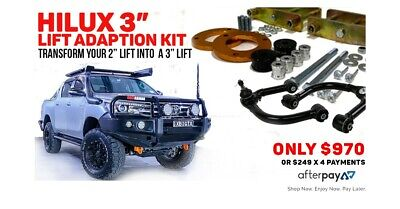 AU970 • Buy Toyota Hilux 3 Inch Suspension Adaption Kit (N80 & N70)