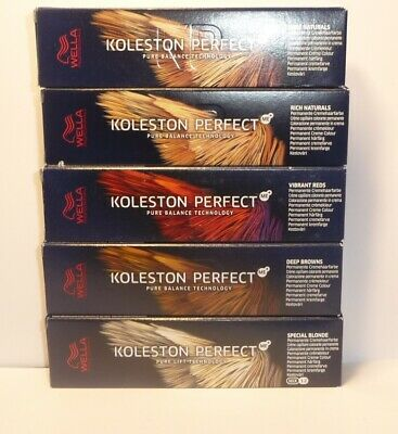 Wella Koleston Perfect Me +60ml Various Nuance (18,17 €/ 100ml) • 16.73£