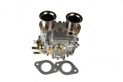 $ CDN253.74 • Buy 40DCOE New Carburetor For Weber 40mmTwin Choke19550.174 4cyl 6Cyl VW V8 Engines
