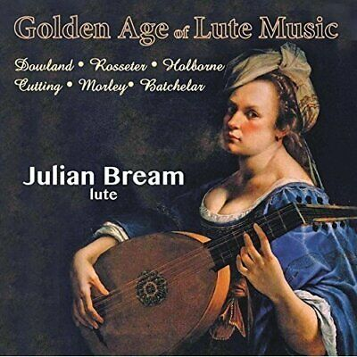 £8.68 • Buy The Golden Age Of English Lute Music -  CD WAVG The Cheap Fast Free Post The