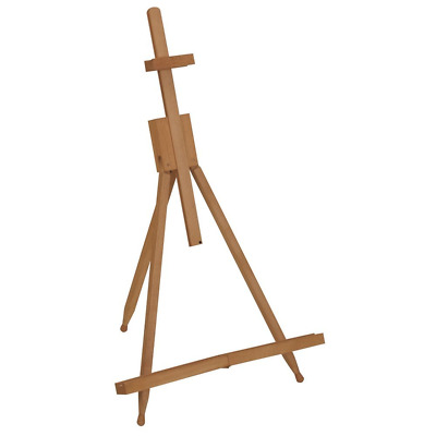 £8.75 • Buy WOODEN TABLE TOP TRIPOD EASEL 790mm ARTIST PAINTING FOLDING DISPLAY STAND B38-3