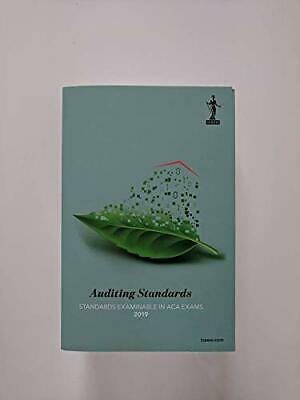 AUDIT AND ASSURANCE QUES BK 2019 By ICAEW Book The Cheap Fast Free Post • 8.49£