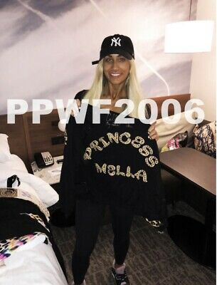 AU2802.23 • Buy Wwe Carmella Ring Worn Hand Signed Pants And Jacket With Picture Proof And Coa