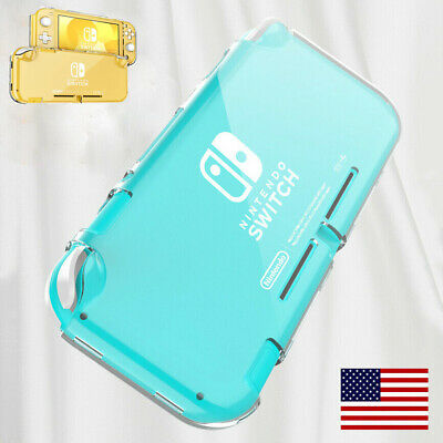 $9.59 • Buy For Nintendo Switch Lite Protective Hard Clear Case Cover Anti-scratch Shell US