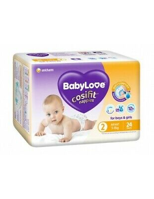AU60.44 • Buy Babylove Cosifit Infant 24 C4