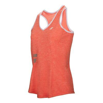 Babolat Girl's Core Tennis Crop Top • 12.99£