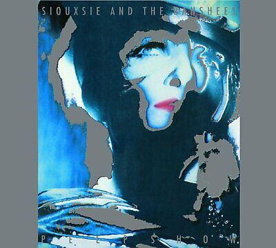 SIOUXSIE AND THE BANSHEES PEEPSHOW CD (Remastered & Expanded Released 2014) • 6.99£