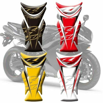 AU22.74 • Buy For Yamaha R1 2007 2008 Decals 3D Tank Pad Motorcycle Sticker Decals 3D Sticker