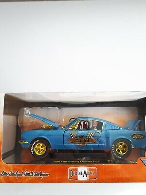 $ CDN66 • Buy M2 Machines Chase  FORD MUSTANG FASTBACK 1/24 Limited 500 Pieces World WIDE 🔥🔥