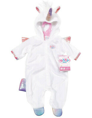 AU29.99 • Buy Baby Born Onesie Unicorn