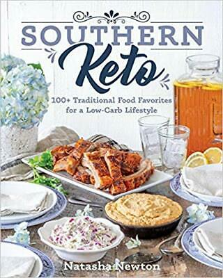 $7.99 • Buy Southern Keto: 100+ Traditional Food Favorites For A Low-Carb (2018, Digital)