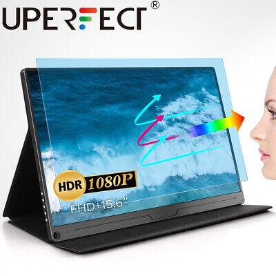 AU499.99 • Buy UPERFECT 15.6 Inch 4K Ultra Slim HDR Portable Monitor IPS 3840x2160 HD Type-C
