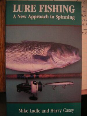 £15.99 • Buy Lure Fishing: A New Approach To Spinning By Casey, Harry Paperback Book The