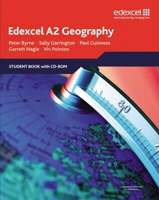 £16.15 • Buy Edexcel A2 Geography Student Book W/cd