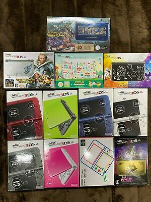 AU212.77 • Buy Nintendo New 3DS LL XL Various Colors Accessory Complete Used Japanese Only