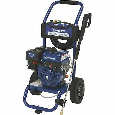 $369.99 • Buy Powerhorse Gas Cold Water Pressure Washer 3200 PSI, 2.6 GPM, EPA/CARB Compliant
