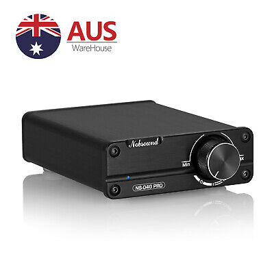 AU62.95 • Buy Mini Class D 200W Digital Power Amplifier HiFi 2.0 Channel Stereo Home Audio Amp
