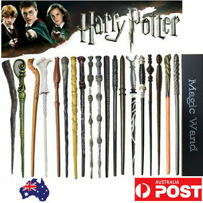 AU10.88 • Buy AU Harry Potter Wizard Wand Cosplay Hermione Ginny Dumbledore Magic Wand Cosplay