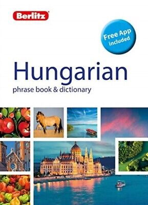 Hungarian Phrase Book & Dictionary • 7.39£