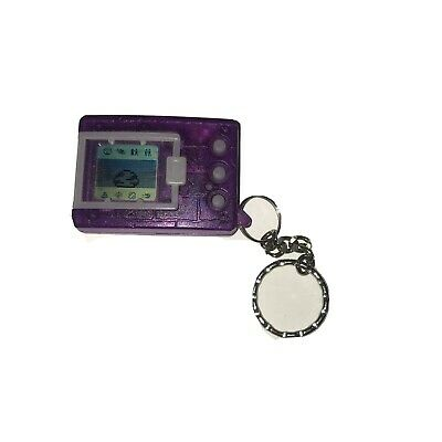 AU600 • Buy Bandai Digimon Tamagotchi 1997 - Purple And White Collectable