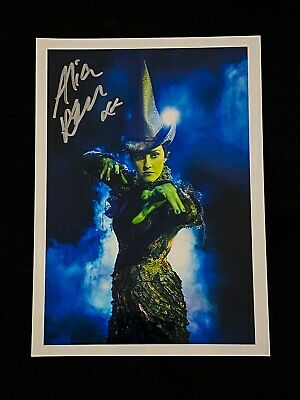 Alice Fearn SIGNED 5x7 Photo. WICKED Broadway Musical. 100% Authentic Autograph • 15£