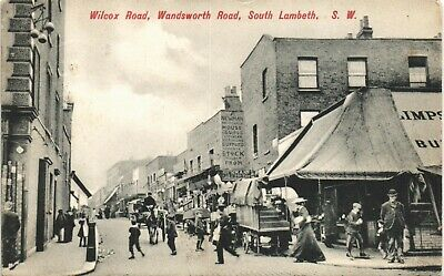 £18 • Buy South Lambeth. Wilcox Road, Wandsworth Road # 2382 By Charles Martin.