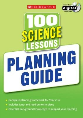 £14.77 • Buy 100 Science Lessons Planning Guide 2014