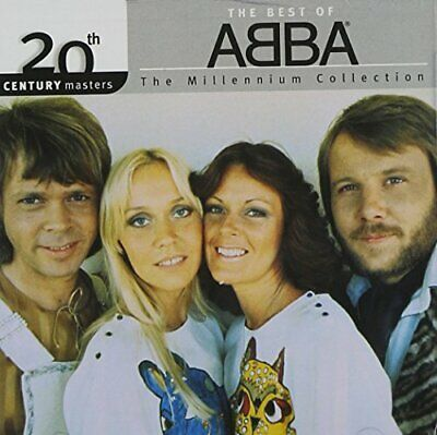 Abba - Millennium Collection-20th Century Masters - Abba CD PUVG The Cheap Fast • 3.49£