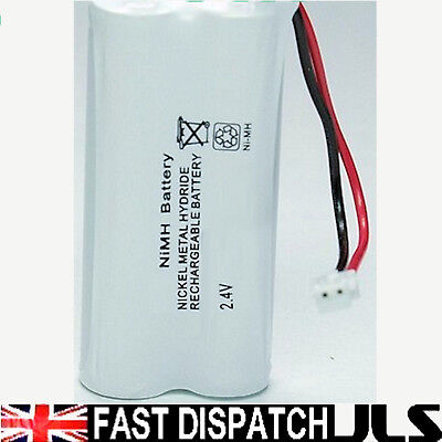 £5.99 • Buy Alcatel One Touch 2.4v Cordless Phone Batteries 550mAh