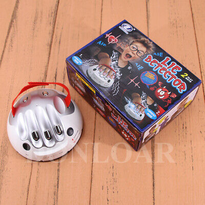 £15.61 • Buy UK Lie Detector Game Polygraph Electric Shocking Liar Toy Kids Party Family Game