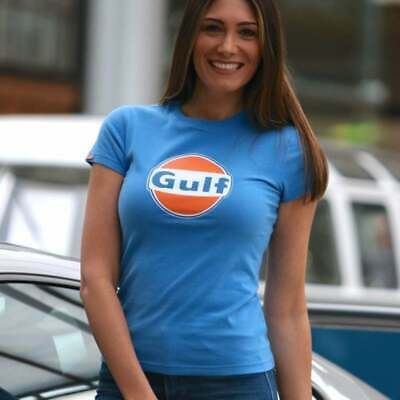 Grandprix Originals Ladies Gulf Dry T-Shirt Cobalt • 27.99£