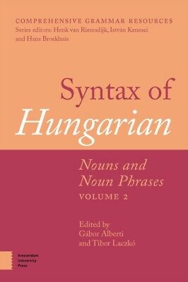 Syntax Of Hungarian • 106.48£