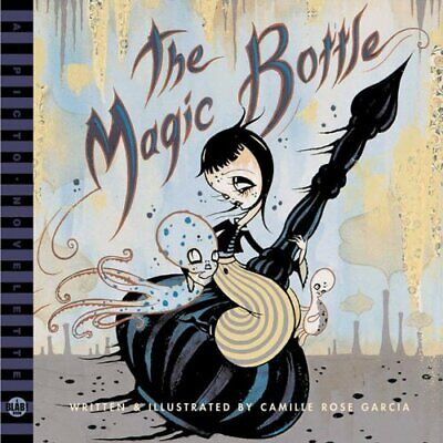 £31.99 • Buy The Magic Bottle A BLAB! Storybook (Blab! B... By Garcia, Camille Rose Paperback