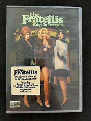 The Fratellis :  Edgy In Brixton - DVD  • 7.12£