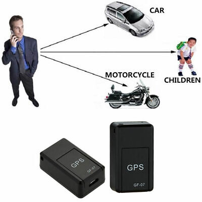 Car Vehicle Magnetic SPY GSM GPRS GPS Tracker Real Time Tracking Locator Device • 8.69£