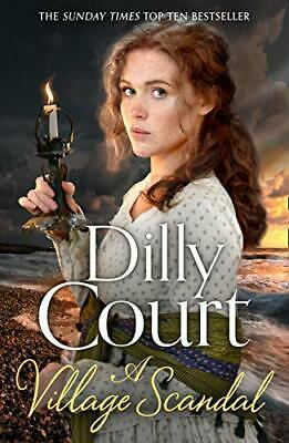 £3.59 • Buy A Village Scandal: The Latest Heartwarming And Uplifiting Sun... By Court, Dilly